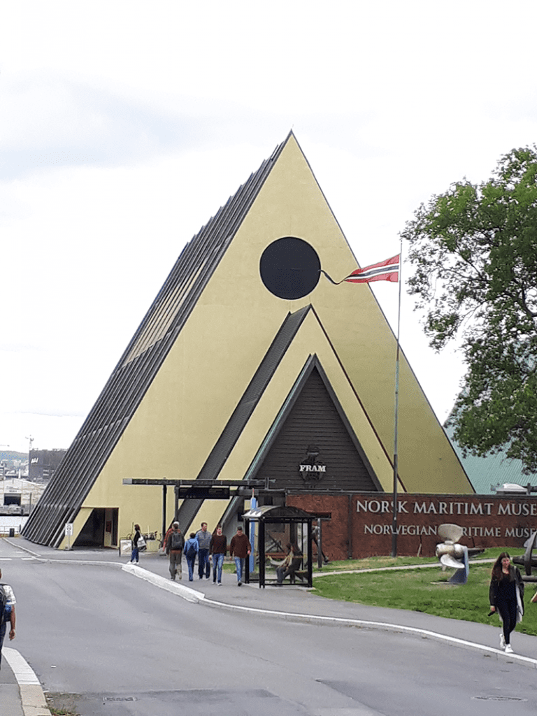 Fram museum in Norway