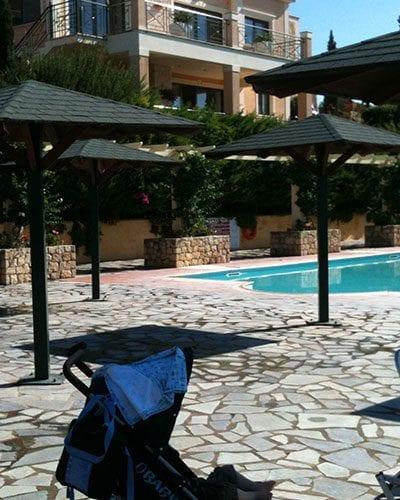 olive garden apartments kefalonia