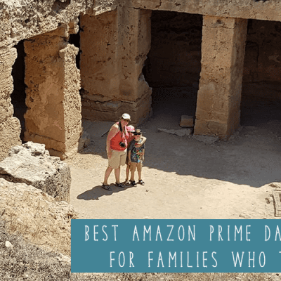 Prime Day Deals for Families who Travel
