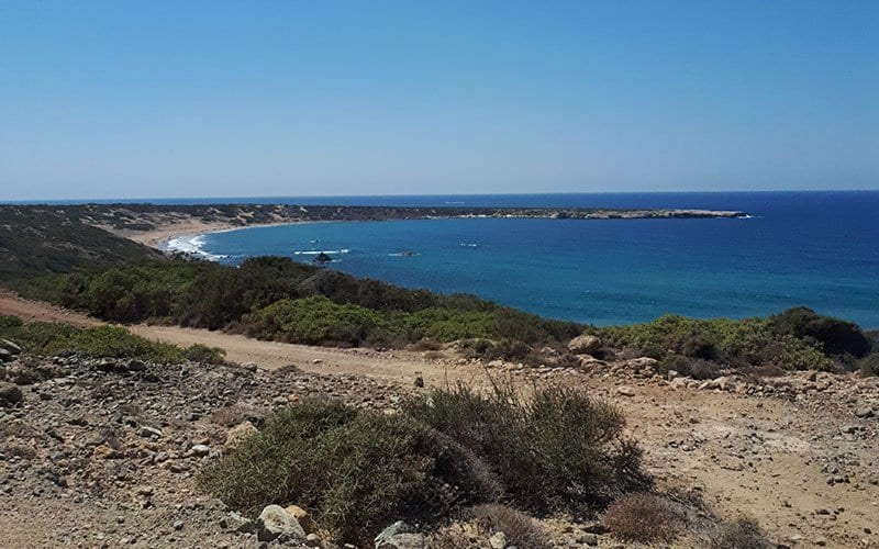 Akamas Peninsula on Cyprus - a wilder side to the popular holiday island
