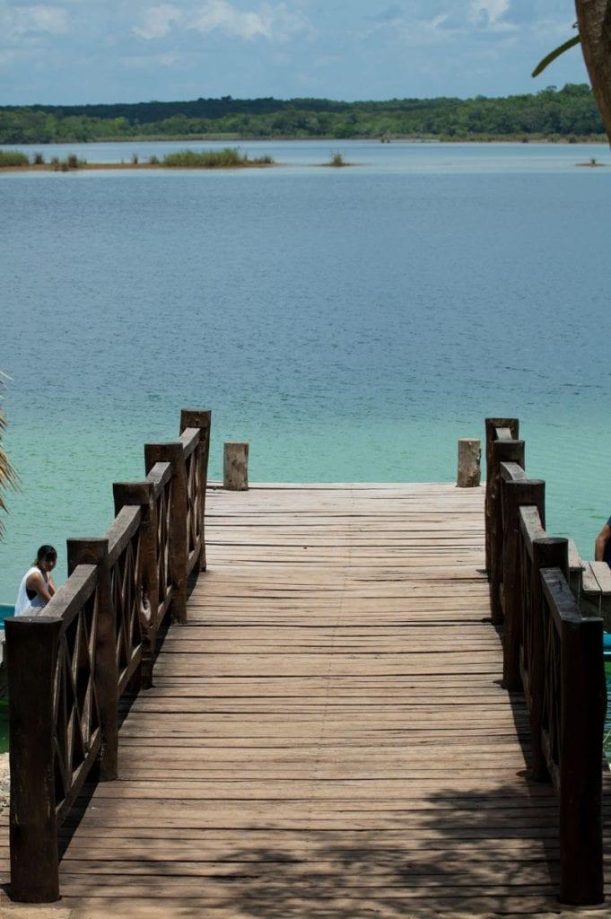 Punta Laguna Lagoo