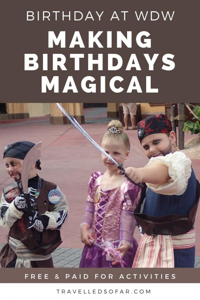 birthday at wdw